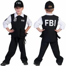 FBI pakje jongen