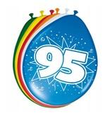 Ballonnen '95' (8 st)