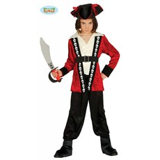 Piraten kostuum kind Edward