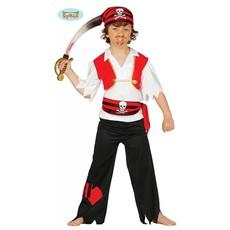 Piratenpak kind Ivan