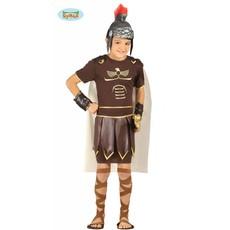Romeinse verkleedkleding kind bruin