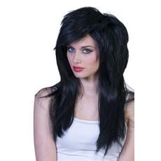 Vampiria glamour pruik zwart