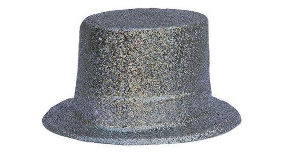 Zilveren hoed
