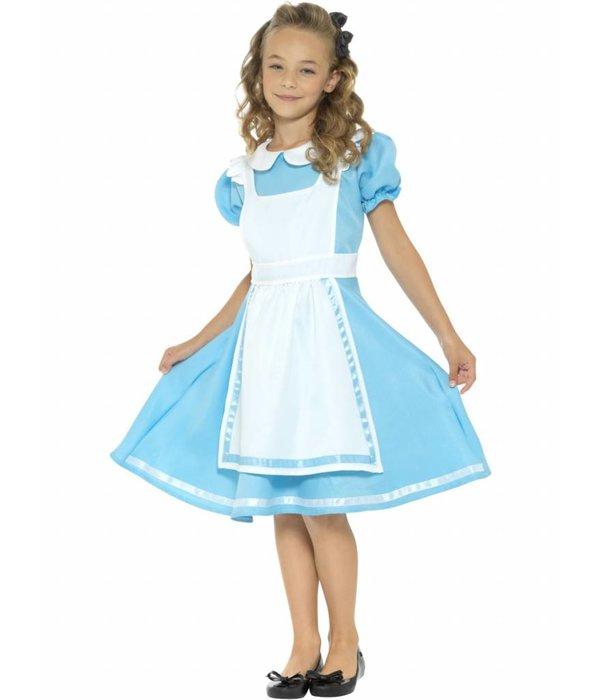 Wonderland Princess kostuum kind
