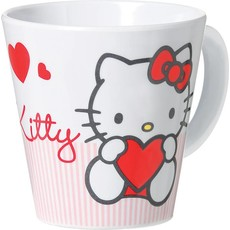 Beker Hello Kitty hard plastic