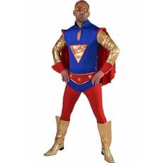 Super Held kostuum heren elite