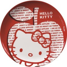 Bord Hello Kitty Apple 24,5 cm