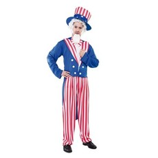 Uncle Sam feestkostuum