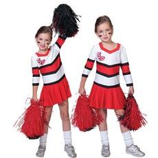 Cheerleader pakje kind Angie