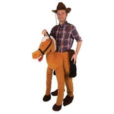Jump-in kostuum paard