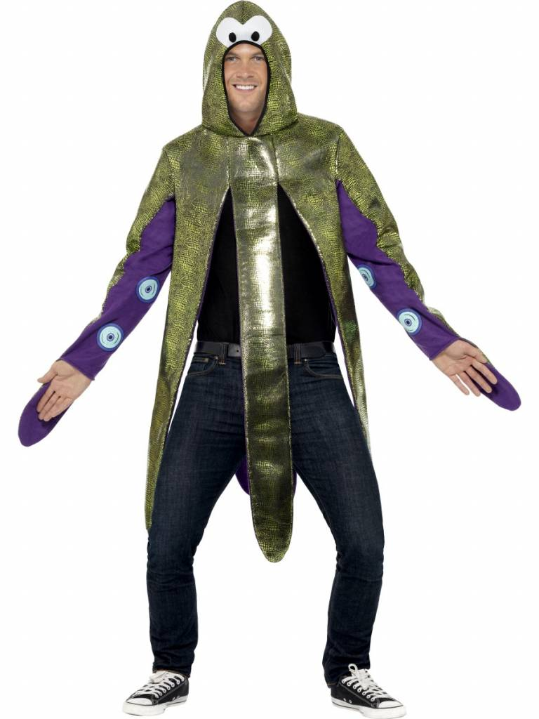 Octopus kostuum