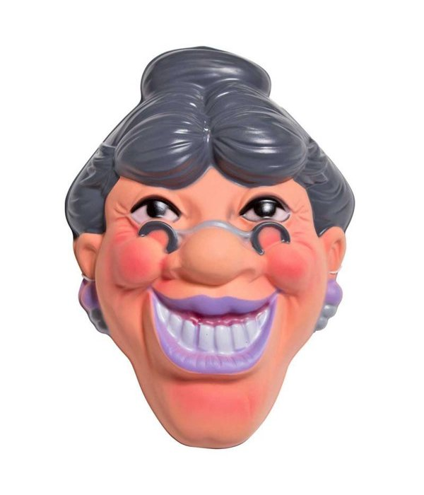 3D Sarah Masker 50 Jaar