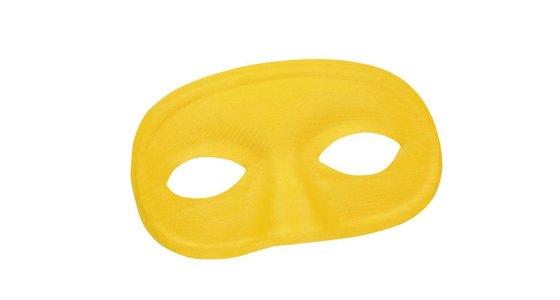 Gele masker