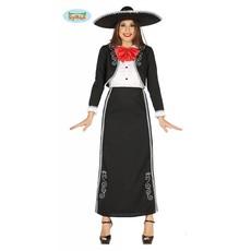 Mexicaanse Dame Kostuum