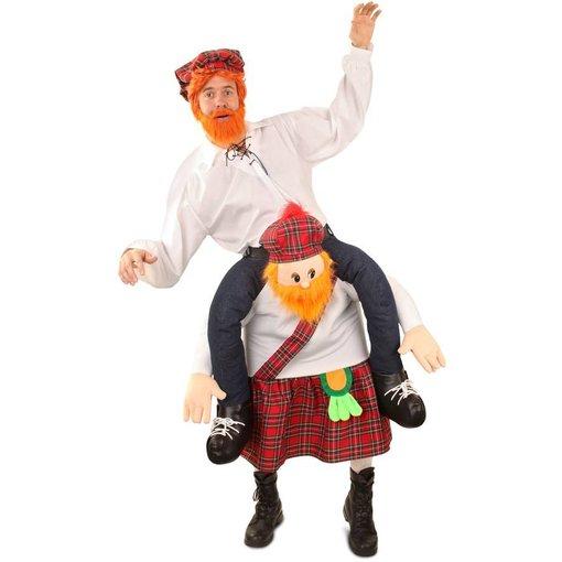 Stap in kostuum carnaval Schot