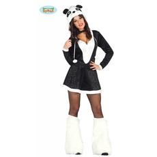 Panda pakje vrouw