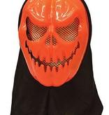 Pompoen Horror masker Halloween