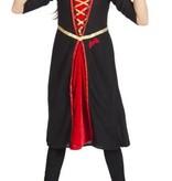 Gothic vampieren jurk kind