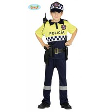 Politiepakje spaans kind