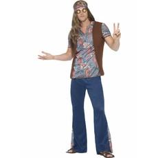 Hippie Herenkostuum Orion