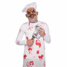 Horror Kok latex masker