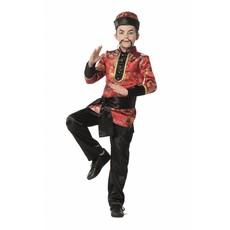 Jongen Chinees Kostuum