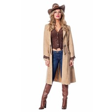 Cowgirl Jas + Gilet