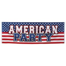 USA banner American Party!