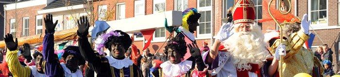 Ruime keuze Sinterklaas kostuums en Pieten pakken!