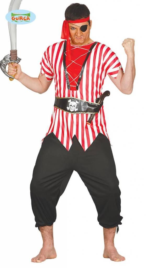 Carnavalspak Zeerover