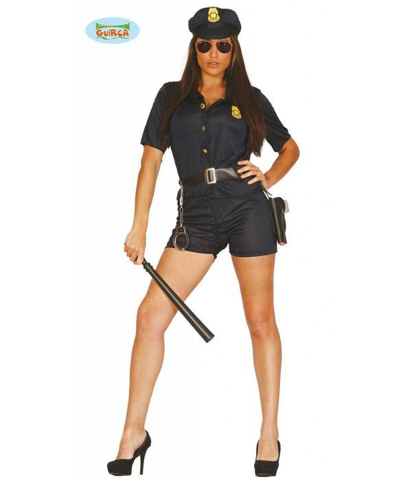 Sexy Politie Dame pakje