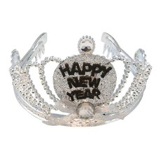 Tiara Happy New Year met LED