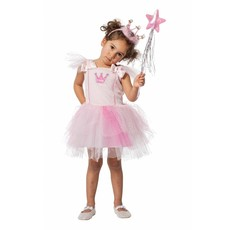 Ballerina Jurkje Roze Kind