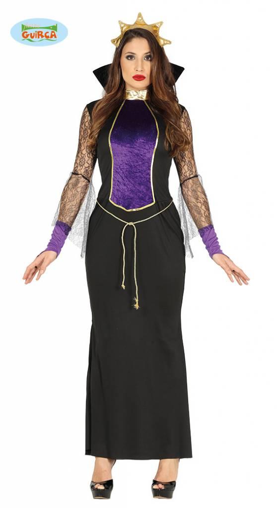 Spiegeltje Aan De Wand Koningin Vrouw Kostuum