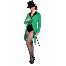 Slipjas groen dames