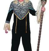 Afrikaanse man kostuum