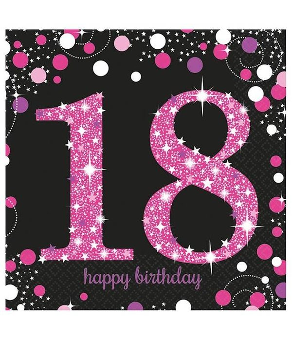 Iets Nieuws Bedwelming Verjaardag 18 Jaar Vrouw @ANO13 - AgnesWaMu @IZ12