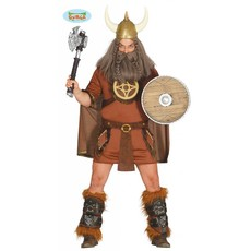 Viking kostuum man Lokbrok