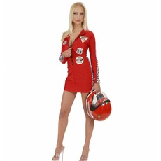 Formule 1 Babe kostuum