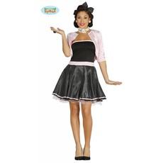 Rock 'n roll 50's kostuum dame