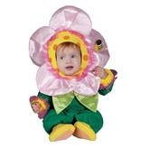 Baby bloem kostuum 1-2 jaar