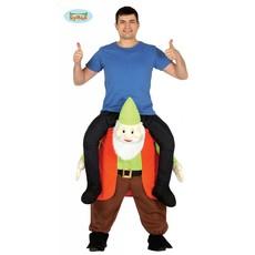 Carry me Kabouter kostuum
