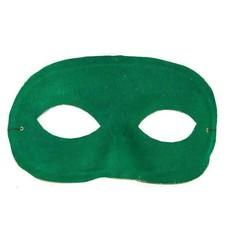 Oogmasker loup groen