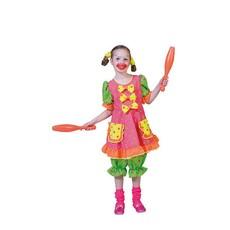Clownspakje meisjes Pokey