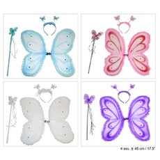 Butterfly set 3-delig