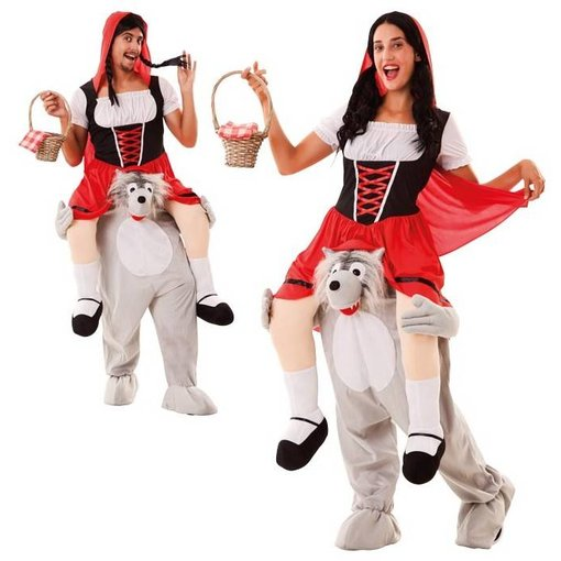 Carry Me Boze Wolf kostuum