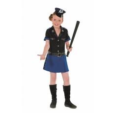 Politie Meisje Jurkje