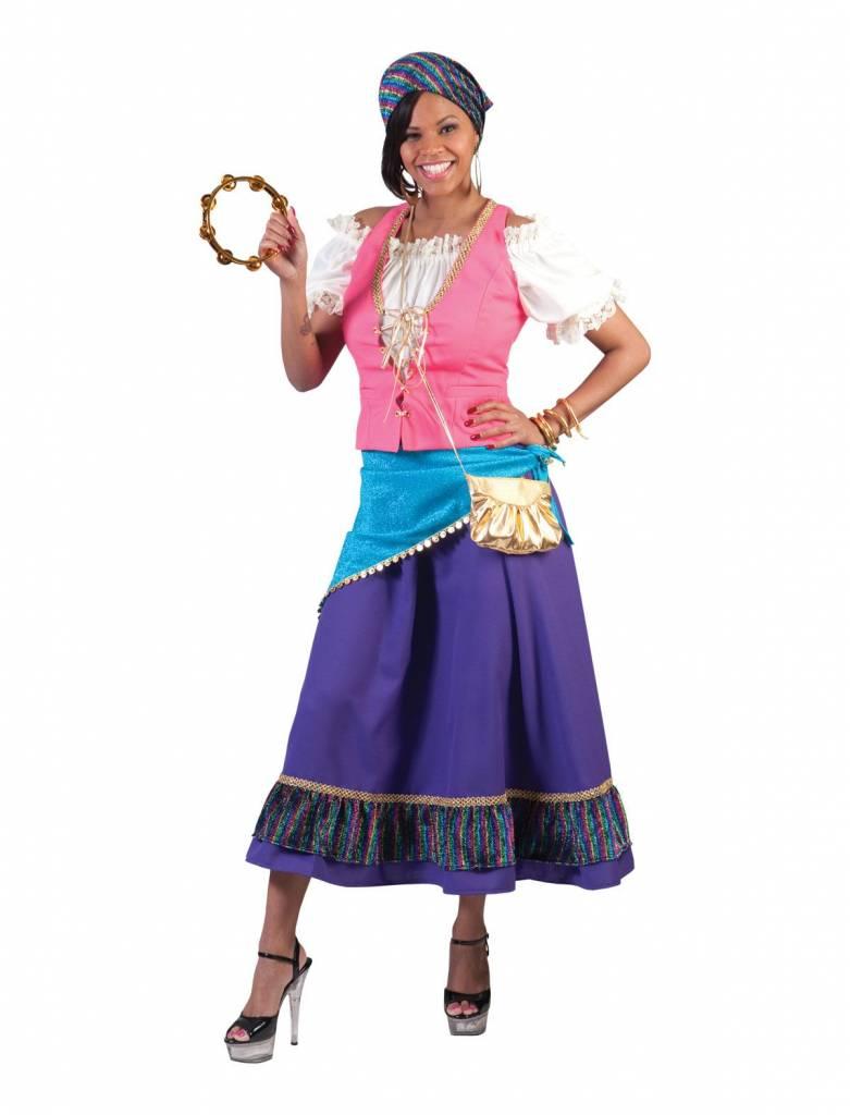 Zigeuner jurk