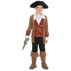 Kostuum piraat jongen