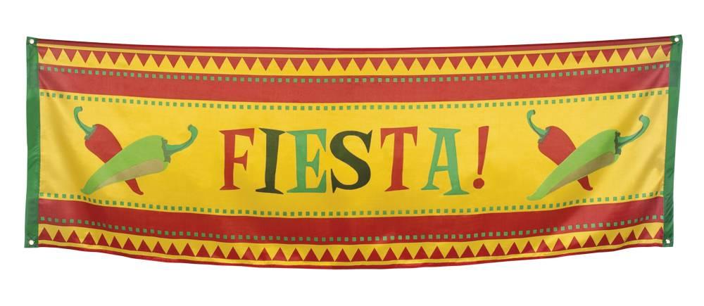 Banner Mexico Fiesta